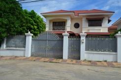 Villa for rent in Russey Keo - Phnom Penh