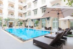 Luxury Apartment Rental in Daun Penh