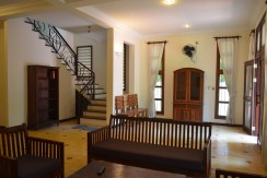 3 bedrooms Villa for rent in Tuol Kork