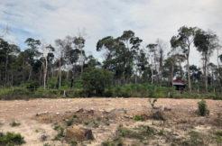 10000 sqm Koh Rong Land Sea View Land Long Set Beach
