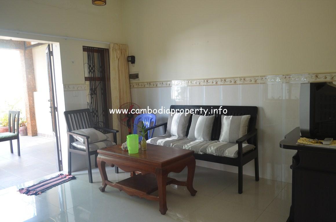 House for rent in BKK1 Chamkarmon