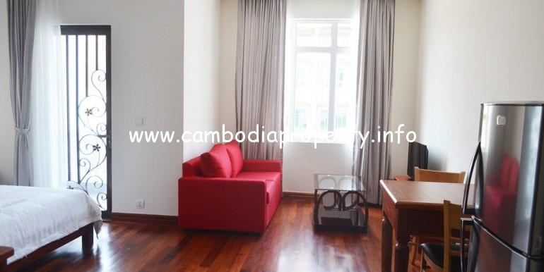 Apartment for rent near Russian market Chamkarmon (1)