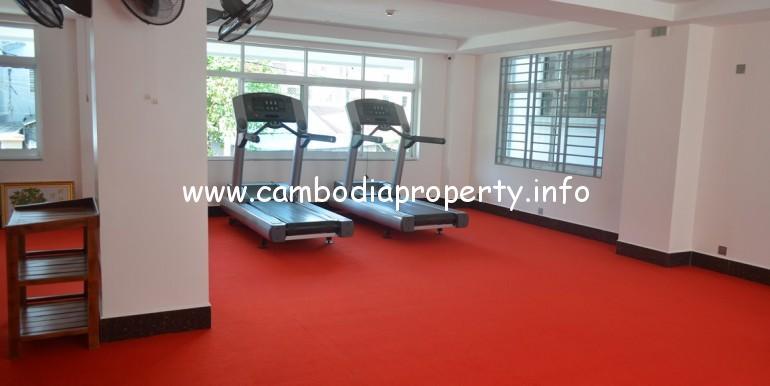 1 bedroom Apartment for rent in BKK2