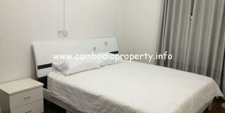 Apartment for rent in Phnom Penh