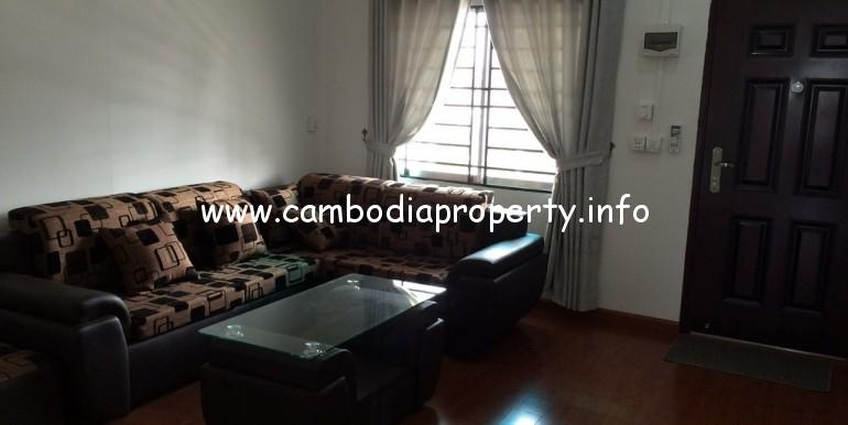 Apartment for rent in Phnom Penh1