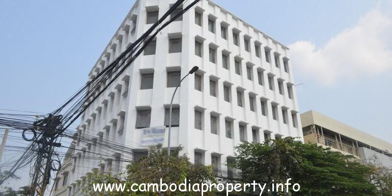 Office Space Rental in Chamkarmon