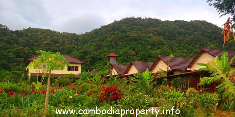 guest house for sale in kep-cambodia