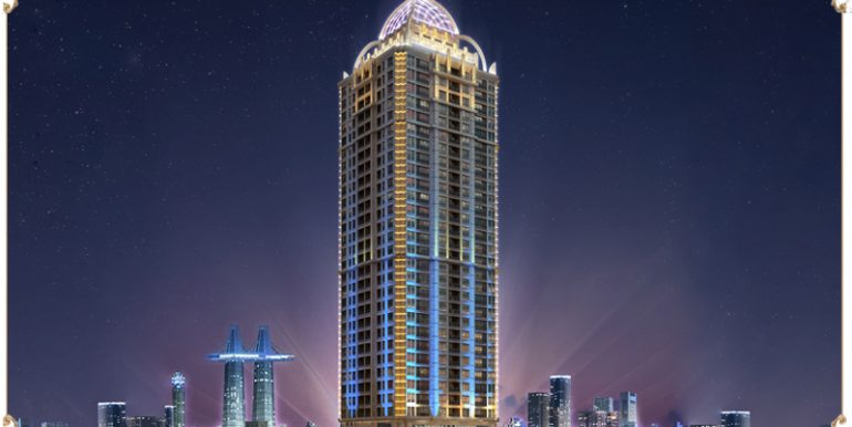 Imperial Crown Condominium BKK 1  New Development Project (2)