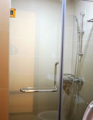 8. toilet and shower place