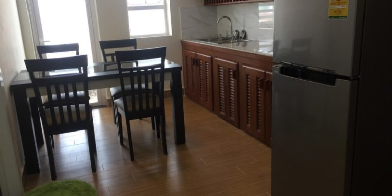 Brand new service apartment for rent in BKK3 area 06