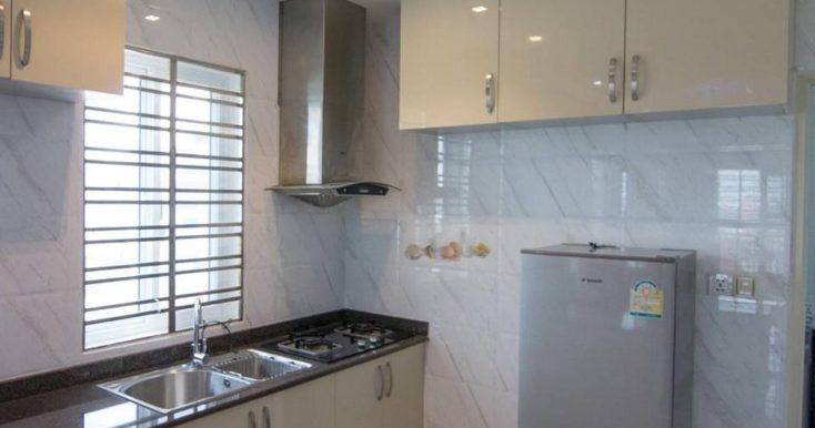 Modern apartment for rent in BKK3 area 08