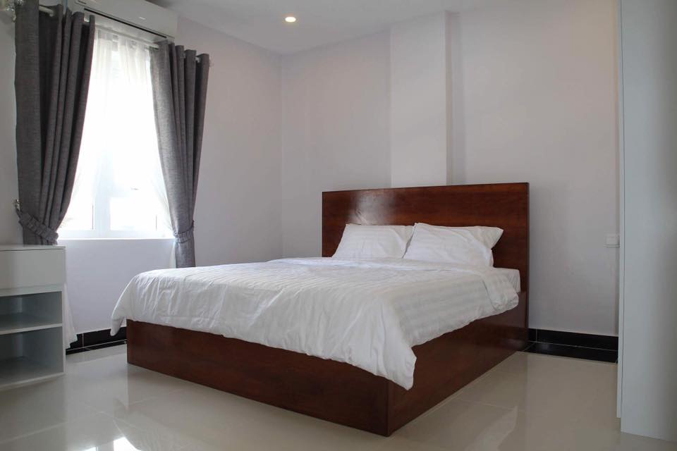 1 Bedroom Apartment For Rent In Boeung Trebek Apartment Phnom Penh