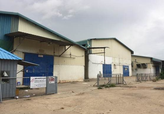 Factory  Warehouse For Rent Near Pochentong International Airport Phnom Penh (2)