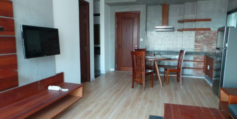 New apartment for rent in Chamkarmon (1)
