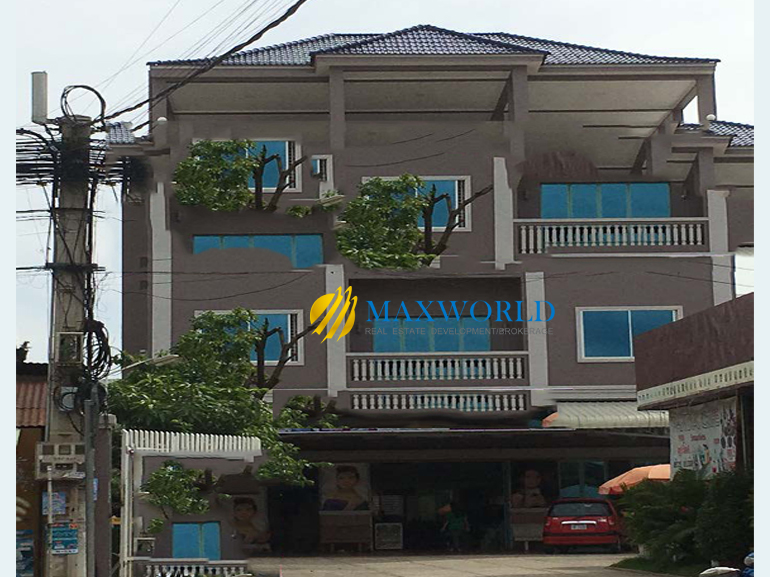 Villa for rent Russey Keo on the National Road 5