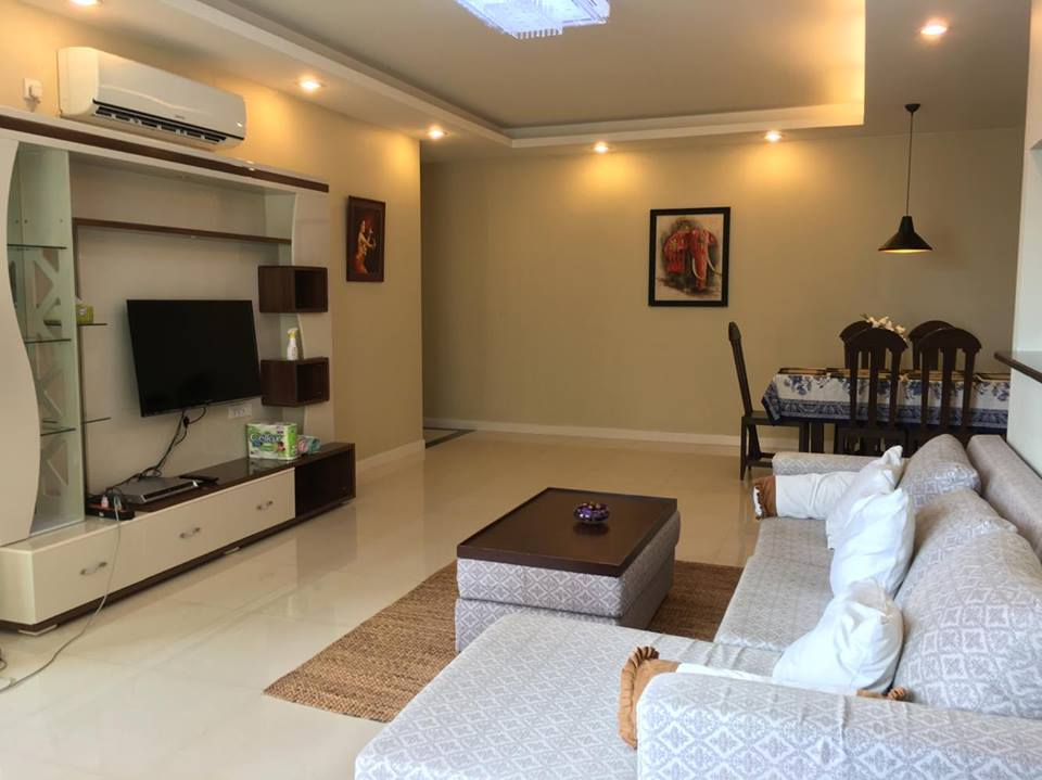 3 Bedroom CONDOMINIUM FOR RENT at Tonle Bassac