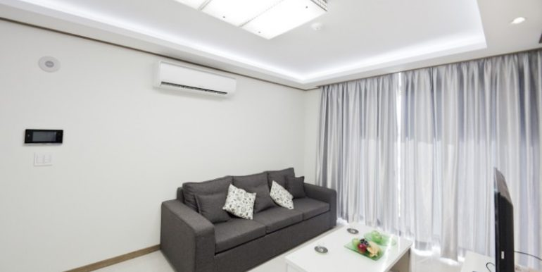 1BR-Living room2
